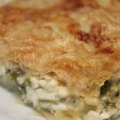 Ispanaklı,Peynirli Börek