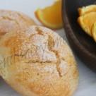 Portakallı Şekerli Kurabiye