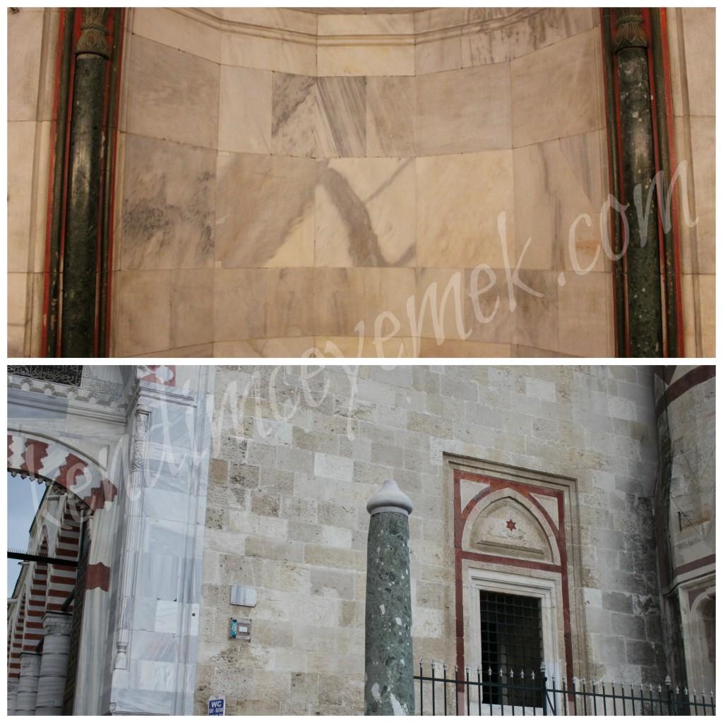 Üç Şerefeli Camii Edirne