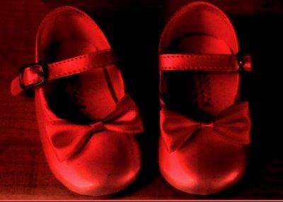 Bayram demek kırmızı ayakkabı demek