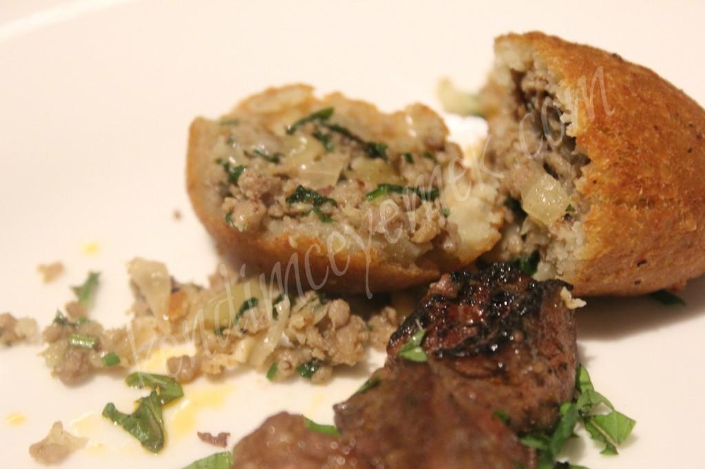 Bayram Çöreği-Diyarbakır Mutfağı