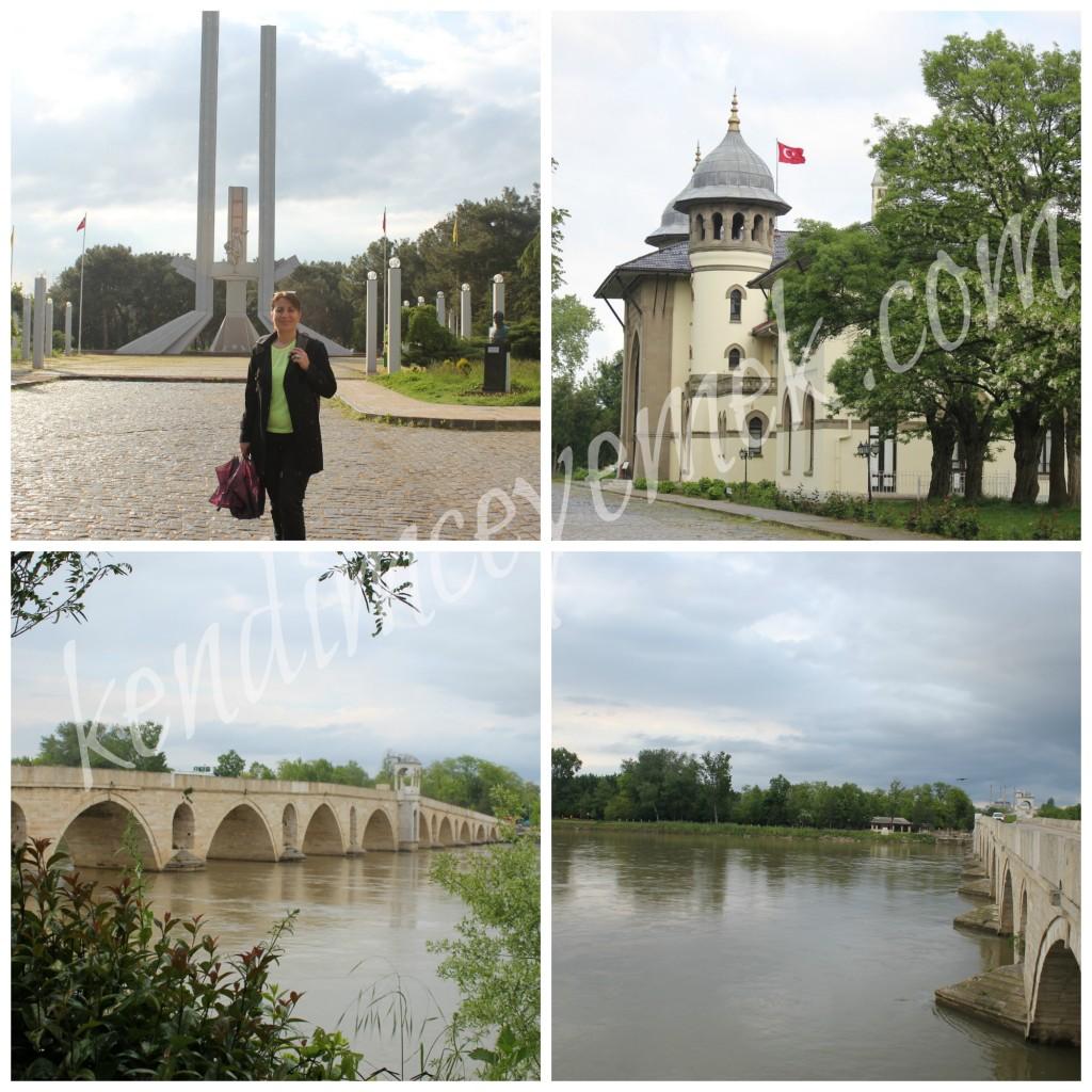 Lozan Anıtı ve Karaağaç